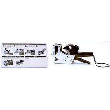 1-Line Price Gun Labeller With Assorted Sleeve