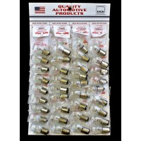 BUY 1 GET 1 FREE 36ct Asst Auto Fuses Silver Bulb