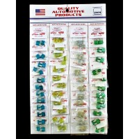 BUY 1 GET 1 FREE 48ct Small Blade Style Asst Auto Fuses