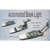Automated Book Light 24ct