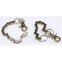 Bike Chain Key Chain