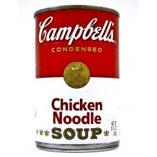Cambell Chicken Noodle Soup Safe Can