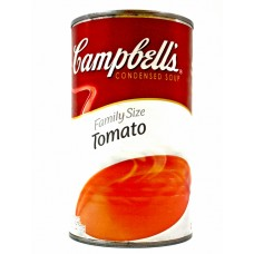 Cambell Tomato Soup Family Size Safe Can