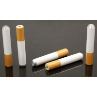 "100ct 2"" Cigarette Style Metal Pipe"
