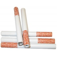 "10ct 3"" Cigarette Style Metal Pipe"