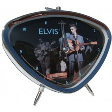 BUY 1 GET 1 FREE Retro Quartz Alarm Clock Elvis