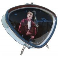 BUY 1 GET 1 FREE Retro Quartz Alarm Clock James Dean