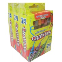 Creative Crayons 12ct