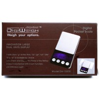 DigiWeigh 1000G x 0.1G Pocket Scale DW-1000D