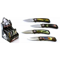 24ct Eagle Pocket Knife