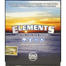 Elements Rolling Paper - King Size