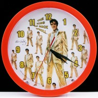 Elvis Presley Wall Clock C32
