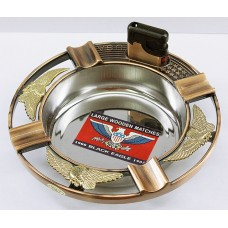 BUY 1 GET 1 FREE Esquisite USA Eagle Ashtray With Lighter