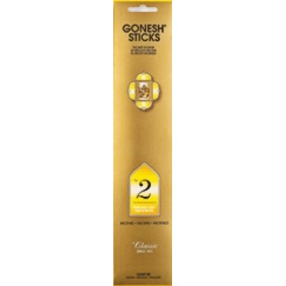 12ct Gonesh Classic Stick Incense No. 2 Oils And Spices