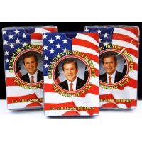 6ct Heroes Of War Playing Cards