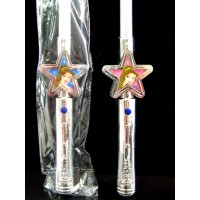 12ct Flashing Princess Wands