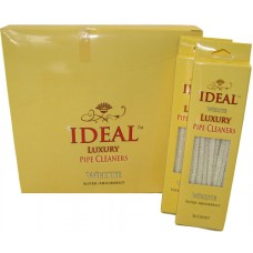 Ideal Luxury Pipe Cleaners - White