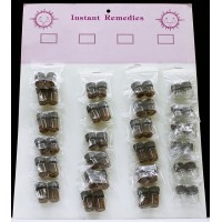 24ct Instant Remedies Capped Vials