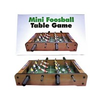 Mini Foosball Tabletop Game