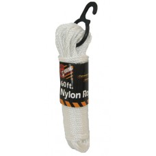 Nylon Rope 50 Ft 12ct