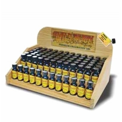 72ct Wild Berry Oil Starter Kit With Display Rack