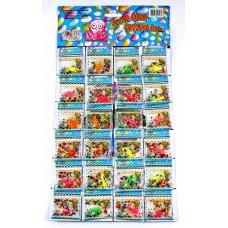 Seven Color Crystal Ball Water Beads