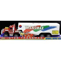 Special Super Long Inter Transmax Truck