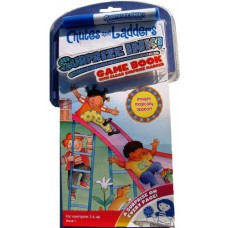 Chutes And Ladders Surprize INK Game Book 6ct