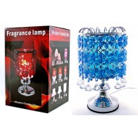 Electric Glass Touch Oil Warmer Blue TE-83