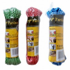 12ct Colored Twine 13 Yards
