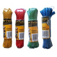 12ct Thick Colored Twine 13 Yards