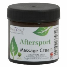 Stamford Aftersport Massage Cream 2.03 fl.oz.
