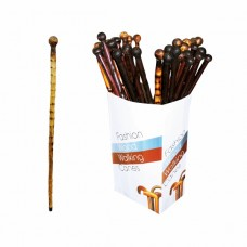 10ct Wooden Walking Canes