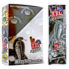 Royal Blunts XXL Wrap - Black Mamba