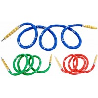"10ct 62"" Zahrah Regular Hookah Hose Assortment"