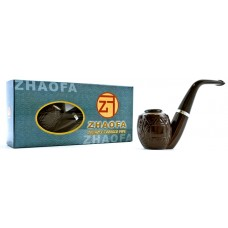 "10ct 5"" Zhaofa Durable Tobacco Pipe TP8"