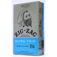 Zig Zag Rolling Paper - 1 1/4 Ultra Thin