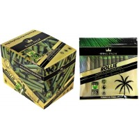King Palm 25 Rollies With Boveda Pouch 8pk