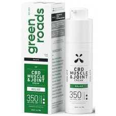 Green Roads Muscle and Joint Relief CBD Cream - 350mg