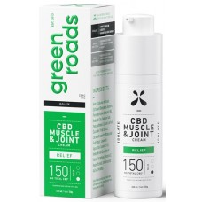 Green Roads Muscle and Joint Relief CBD Cream - 150mg