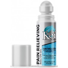 Koi 500mg CBD Pain Relieving Roll-On Gel