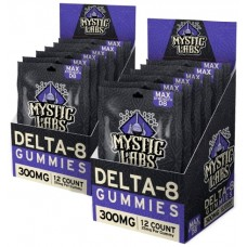Mystic Labs Delta-8 Gummies 300mg