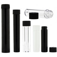 100ct Storage Tube With Child Resistant Cap