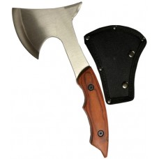 Axe Pakka Wood Handle with Stainless Steel Blade