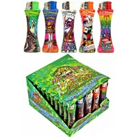 Ed Hardy Curve Refillable Lighters EH-LT-166