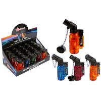 GStar Double Jet Torch 20pk Quality Electronic Lighters