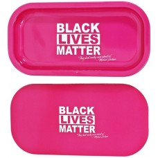 Backwoods Rolling Tray With Magnet Cover - Black Lives Matter