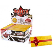 Juicy Jays Rolling Papers - King Size - Birthday Cake
