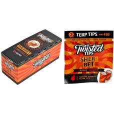 Twisted All Natural Terpene Tips - Sherbet