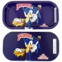 Backwoods Rolling Tray With Magnet Cover - Sonic